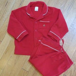 Boy's Gap Holiday Pajamas - 2 years
